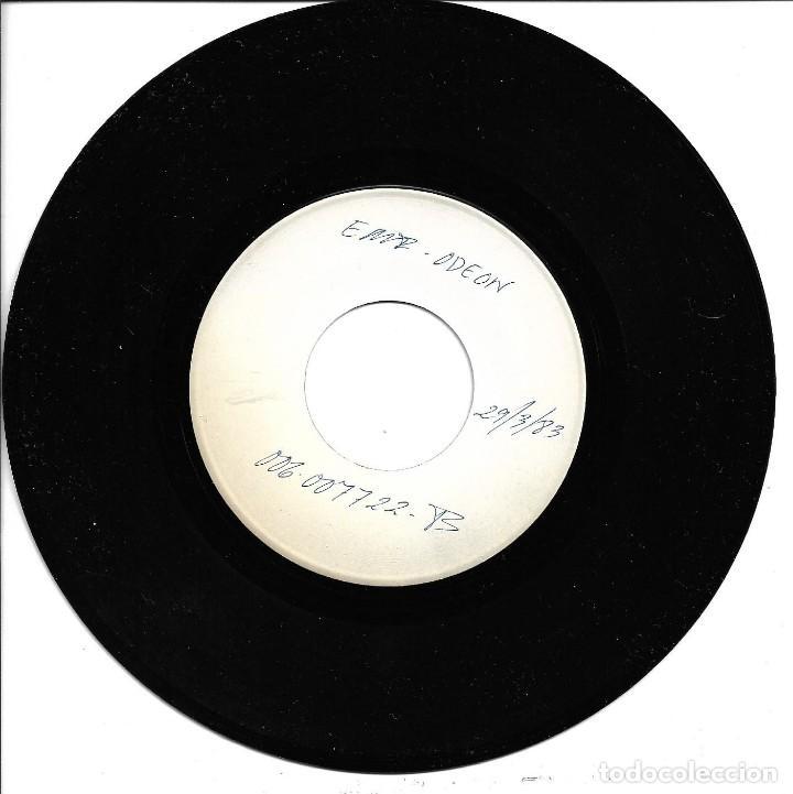 Discos de vinilo: PETER TOSH - JOHNNY B. GOODE + PEACE TREATY SINGLE TEST PRESSING SIN PORTADA NI INFORMACION 1983 - Foto 2 - 265901878
