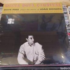 Discos de vinilo: DAVE PIKE–BOSSA NOVA CARNIVAL . LP VINILO PRECINTADO. JAZZ BOSSA NOVA. BRAZILIAN JAZZ. Lote 265902973