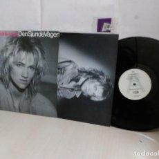 Discos de vinilo: MARIE FREDRIKSSON--DENSJUNDEVAGEN--EMIS SVENSKA AB- 1985-1986 -ROXETTE--. Lote 265904563