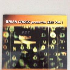 Discos de vinil: BRIAN CROSS PRESENTS BST VOL 1. TEMPO MUSIC.. Lote 265914293