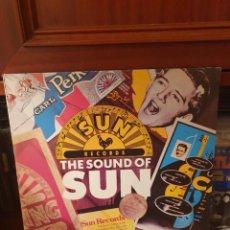 Discos de vinilo: VARIOUS / THE SOUND OF SUN / ZAFIRO 1989. Lote 265918463
