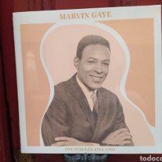 Discos de vinilo: MARVIN GAYE–SINGLES 1961-63 . LP VINILO PRECINTADO.. Lote 265919143