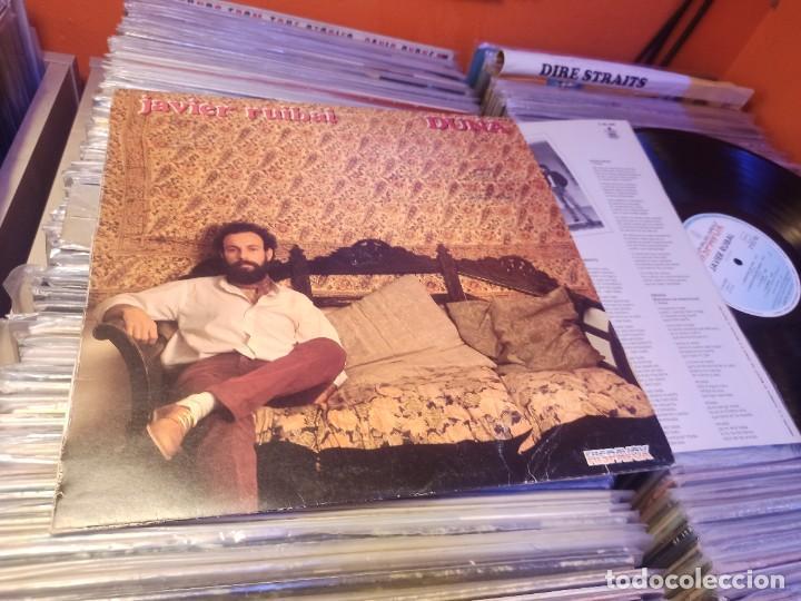 JAVIER RUIBAL - DUNA (ESPAÑA, 1982) CON ENCARTE SIN USO (Música - Discos - Singles Vinilo - Grupos Españoles de los 70 y 80)