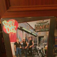 Disques de vinyle: STRAY CATS / GONNA BALL / ARTISTA 1981. Lote 265924328