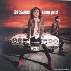Disques de vinyle: LOS ZIGARROS-A TODO QUE SI-RARO DE ENCONTRAR.ROCK AND ROLL. Lote 265952438