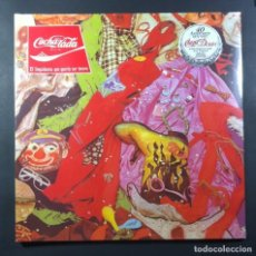 Discos de vinilo: CUCHARADA - EL LIMPIABOTAS QUE QUERIA SER TORERO - LP REEDICION 2015 - CHAPA (NUEVO PRECINTADO). Lote 265968418