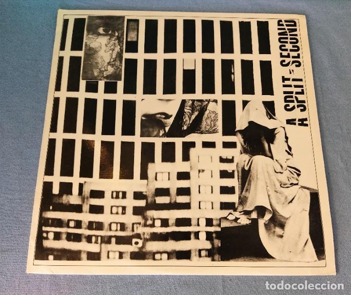 A SPLIT SECOND (Música - Discos de Vinilo - Maxi Singles - Electrónica, Avantgarde y Experimental)