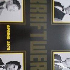 Disques de vinyle: KRAFTWERK-SPRING 1975-LP. Lote 265978308