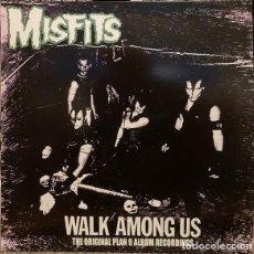 Discos de vinilo: MISFITS – WALK AMONG US - THE ORIGINAL PLAN 9 ALBUM RECORDINGS -LP-. Lote 278800318