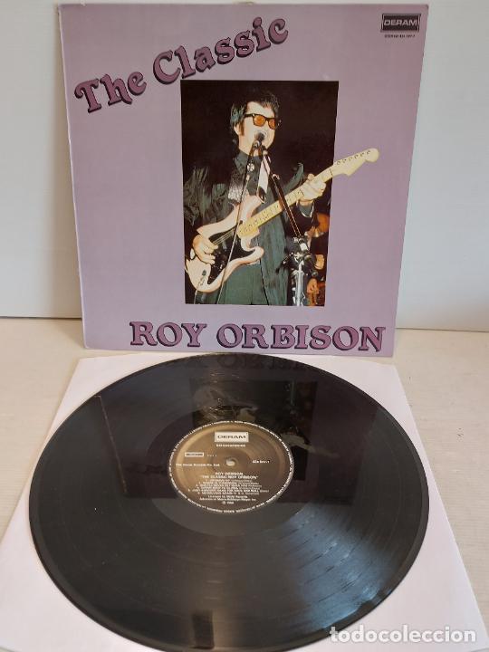 ROY ORBISON / THE CLASSIC / LP - DERAM-1989 / MBC. ***/*** (Música - Discos - LP Vinilo - Rock & Roll)