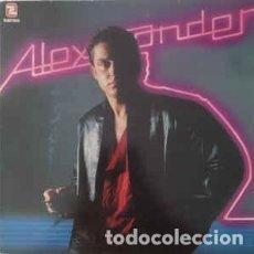 Discos de vinilo: ALEX ANDER. Lote 265996488