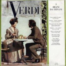 Discos de vinilo: VERDI LP. Lote 266004883