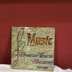 Discos de vinilo: DREAM TEAM PROJECT* FEATURING JOHN* – MUSIC. Lote 266017693