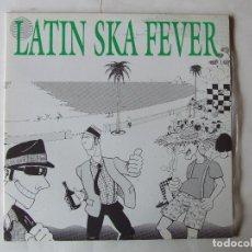 Discos de vinil: LP VINILO LATIN SKA FEVER KOMANDO MORILES ESTAT PRECARI BANANA BOATS TENSION FRIENDS. Lote 266048733