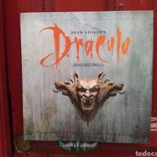 Discos de vinilo: WOJCIECH KILAR–BRAM STOKER'S DRACULA (ORIGINAL MOTION PICTURE SOUNDTRACK). LP VINILO BUEN ESTADO. Lote 266051588