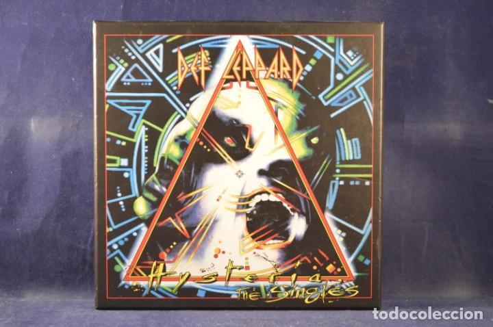 DEF LEPPARD - HYSTERIA - THE SINGLES - 10 SIGLE (Música - Discos - Singles Vinilo - Heavy - Metal)