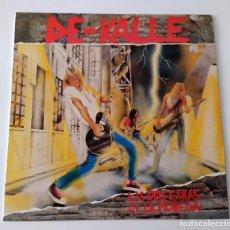 Discos de vinilo: LP DE KALLE - LAS DOS CARAS DE LA MONEDA. Lote 121412779