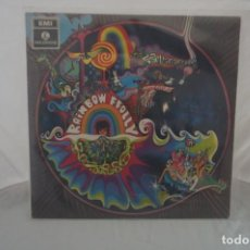 Discos de vinilo: BUSCADISIMO!! - LP - RAINBOW FFOLLY – SALLIES FFORTH / PARLOPHONE – PCS 7050 STEREO - UK 1968. Lote 266082578