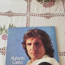 Discos de vinilo: ROBERTO CARLOS VINILO LP MÚSICA EN PORTUGUÉS - 1980 - DISCOS CBS BRASIL PORTUGAL. Lote 266082958