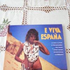 Discos de vinilo: RAMON ALMEDA - E VIVA ESPAÑA - VINILO LP RARO CANCIONES EN ESPAÑOL FRANCÉS Y PORTUGUÉS. Lote 266084168