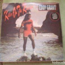 Dischi in vinile: EDDY GRANT  KILLER ON THE RAMPAGE. Lote 266127628