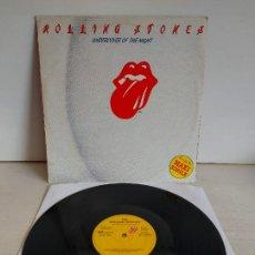 Discos de vinilo: ROLLING STONES / UNDERCOVER OF THE NIGHT / MAXI SG - EMI-1983 / MBC. ***/***. Lote 266179243