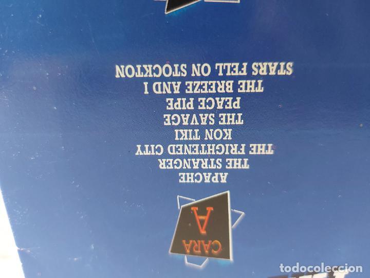 Discos de vinilo: THE SHADOWS / PIONEROS DEL ROCK / LP-PROMO - EMI-1989 / MBC. ***/*** - Foto 3 - 266207848