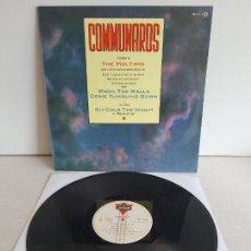 Discos de vinilo: COMMUNARDS / THE MULTIMIX / MAXI SG - LONDON-1987 / MBC. ***/***. Lote 266210698