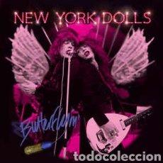 Discos de vinilo: NEW YORK DOLLS–BUTTERFLYIN. LP VINILO PRECINTADO. Lote 266218288