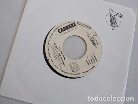 CELINE DION - NE PARTEZ PAS SANS MOI EUROVISION 1988 (Música - Discos - Singles Vinilo - Festival de Eurovisión)