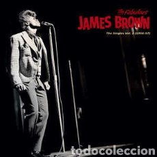 Discos de vinilo: JAMES BROWN -SINGLES VOL.1 1956-57. LP VINILO PRECINTADO. Lote 266221643