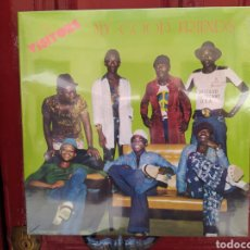 Discos de vinilo: THE VISITORS –MY GOOD FRIENDS. LP VINILO PRECINTADO. NIGERIA AFROBEAT AFRO FUNK.. Lote 266278878