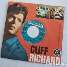 Dischi in vinile: CLIFF RICHARD - ANEMA E CORE - MADE IN GERMANY. Lote 266304658