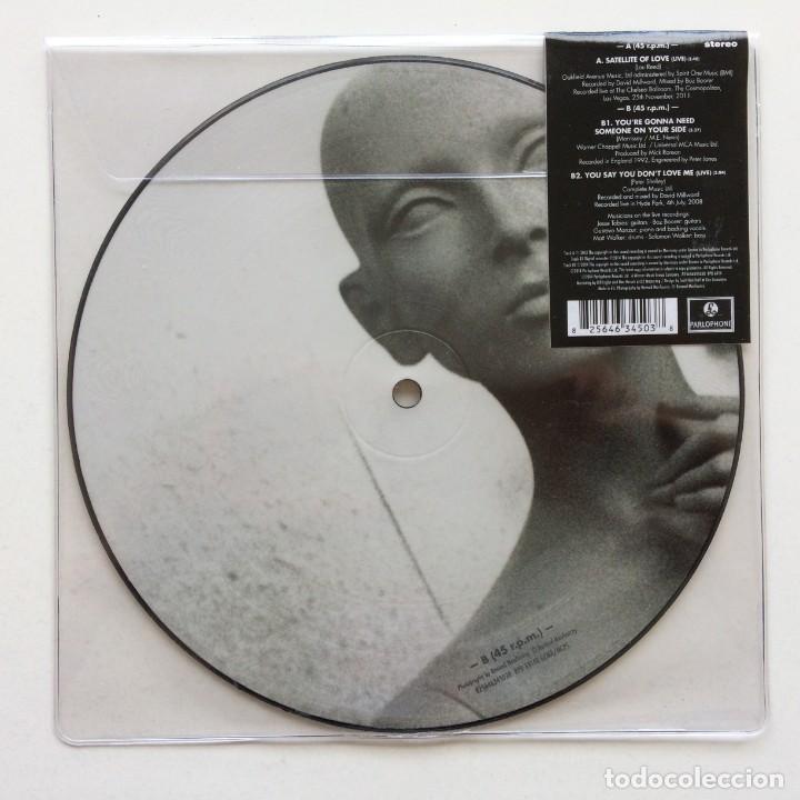 Discos de vinilo: Morrissey – Satellite Of Love (Live) UK & Europe,2014 PRECINTADO - Foto 2 - 266304758