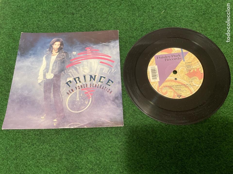 Discos de vinilo: Lote 7 Singles de Vinilo PRINCE - Incluye Promocionales - Batdance Scandalous U Got The Look Cream - Foto 6 - 266311853
