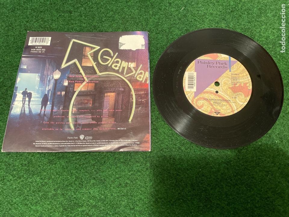 Discos de vinilo: Lote 7 Singles de Vinilo PRINCE - Incluye Promocionales - Batdance Scandalous U Got The Look Cream - Foto 7 - 266311853