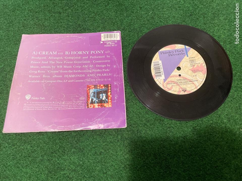 Discos de vinilo: Lote 7 Singles de Vinilo PRINCE - Incluye Promocionales - Batdance Scandalous U Got The Look Cream - Foto 9 - 266311853