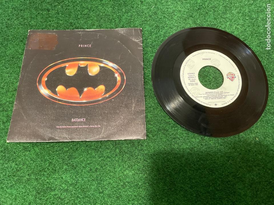 Discos de vinilo: Lote 7 Singles de Vinilo PRINCE - Incluye Promocionales - Batdance Scandalous U Got The Look Cream - Foto 12 - 266311853
