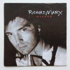 Discos de vinilo: RICHARD MARX – HAZARD / BIG BOY NOW EUROPE,1991. Lote 266318048