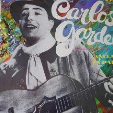 Discos de vinilo: CARLOS GARDEL PARÍS LP EDITADO EN USA POR EL SELLO PARNASO.. Lote 266329018
