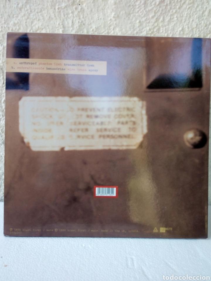 Discos de vinilo: EXPERIMENT BELOW - HOVERCRAFT - LP - Foto 3 - 266382763