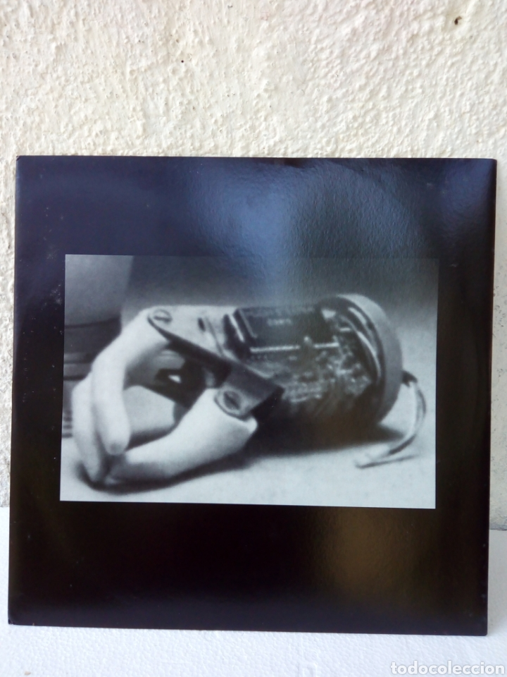 Discos de vinilo: EXPERIMENT BELOW - HOVERCRAFT - LP - Foto 5 - 266382763