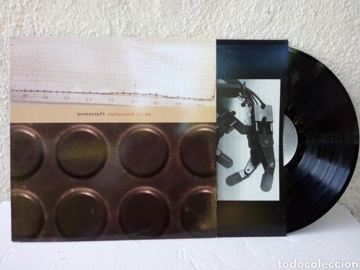 EXPERIMENT BELOW - HOVERCRAFT - LP (Música - Discos de Vinilo - Maxi Singles - Jazz, Jazz-Rock, Blues y R&B)
