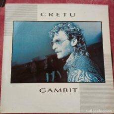 Discos de vinilo: MICHAEL CRETU - 'GAMBIT' (MAXI SINGLE VINILO) -. Lote 266388243
