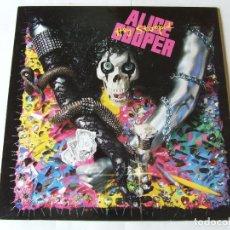Dischi in vinile: LP VINILO ALICE COOPER HEY STOOPID EDICION ESPAÑOLA. Lote 266412788
