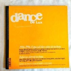 Discos de vinilo: 1996 - DANCE DE LUX - PRIMER NÚMERO. Lote 266416758