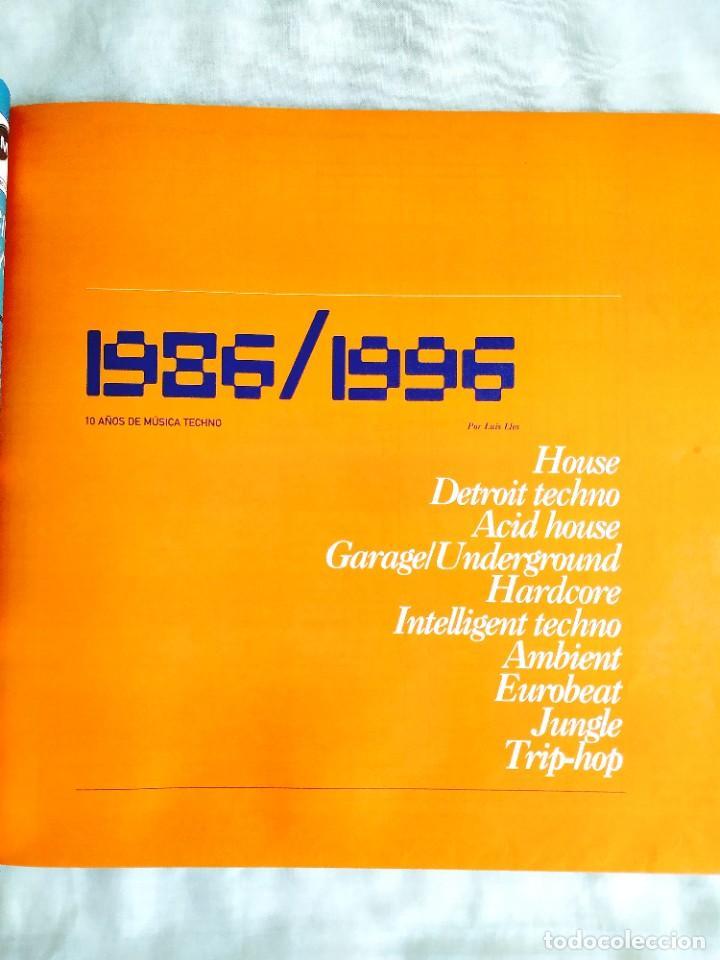 Discos de vinilo: 1996 - DANCE DE LUX - PRIMER NÚMERO - Foto 2 - 266416758