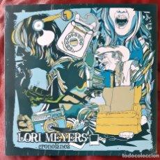 Disques de vinyle: LORI MEYERS - CRONOLÁNEA LP. Lote 266422248