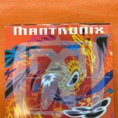 "Discos de vinilo: MANTRONIX - DON'T GO MESSIN' WITH MY HEART (7"", SINGLE) (1991/UK). Lote 266423168"
