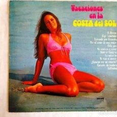 Discos de vinilo: VACACIONES EN LA COSTA DEL SOL - LP - VINILO. Lote 266425288